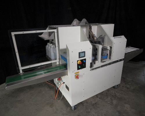 Intellitech Vial Capping Robot